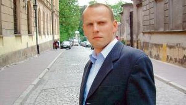 Michał Marszałek, dyrektor biura ochrony zdrowia Urzędu Miasta w Krakowie