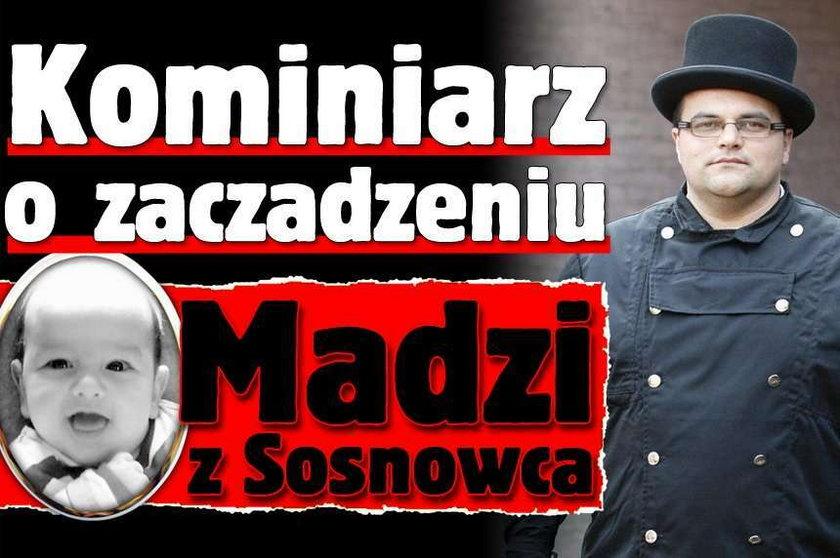 Kominiarz o zaczadzeniu Madzi z Sosnowca