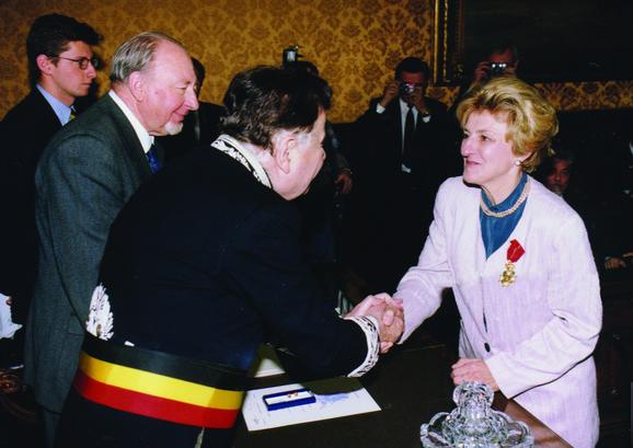 Sa kongresa u Briselu