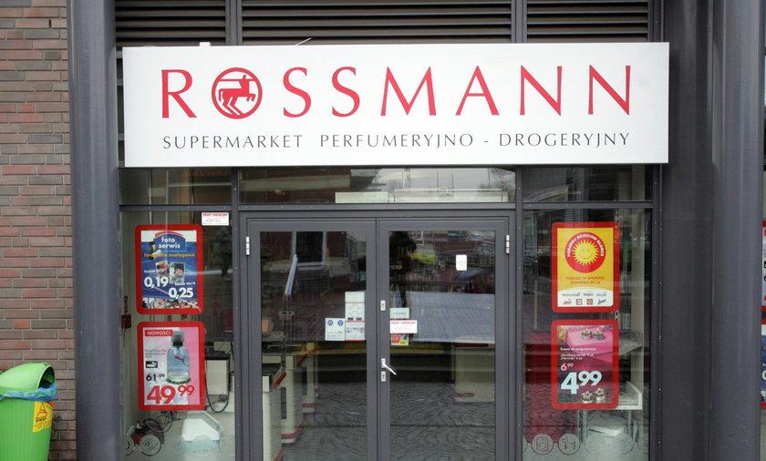 Czarny Piątek w Rossmannie