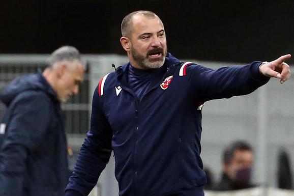 """""""Malo sam LJUT ZBOG CRVENOG KARTONA"""" Stanković ponosan i vlažnih očiju: Milan nije dokazao da je bolji od nas"""