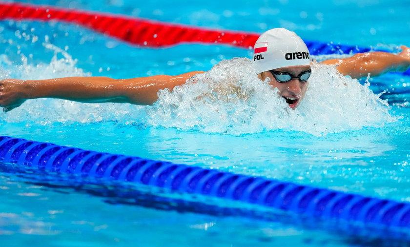 Swimming - Men's 200m Butterfly - Heats