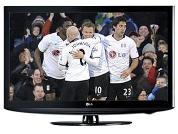 26-calowy telewizor LCD marki LG
