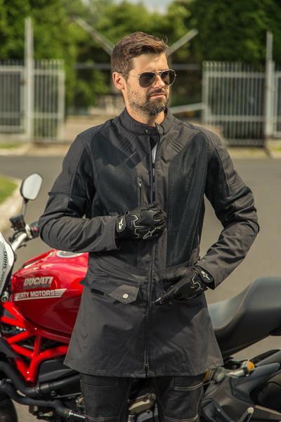 Motocyklowy płaszcz na upały Ixon Nation