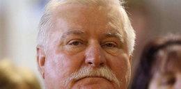 Wałęsa na pogrzebie Leppera