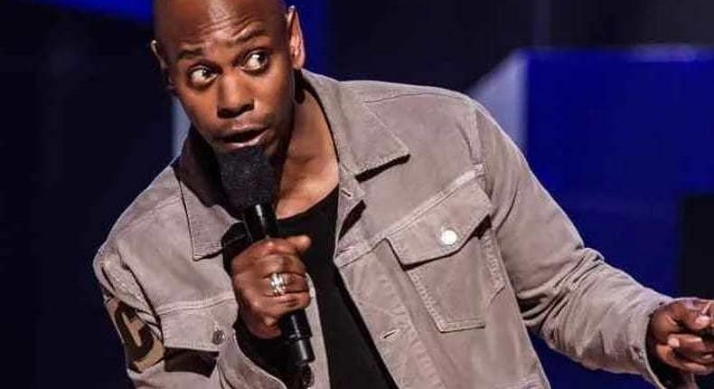 American comedian Dave Chappelle [Instagram/MiamiBoy561]