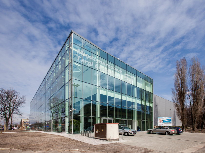 Szpital zakaźny w Łodzi będzie w Hali Expo