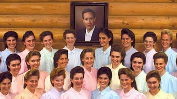 Voren Džefs (na slici)  i žene koje je zlostavljao