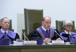 SN: Prawo łaski wyłącznie wobec osób prawomocnie skazanych