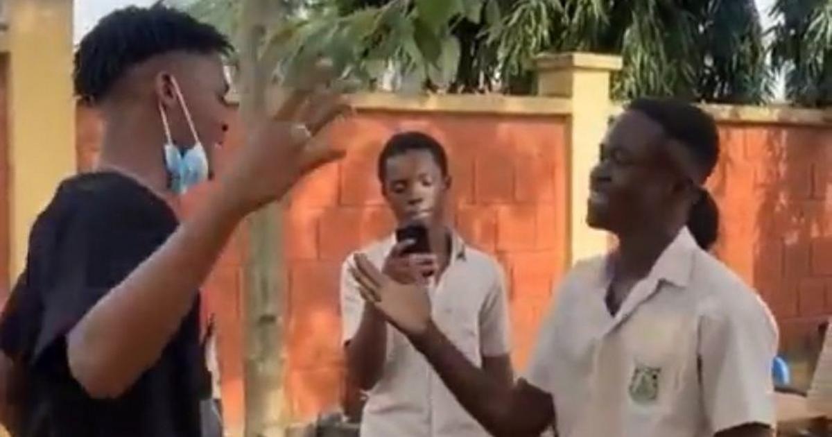 Yaw Tog finally completes SHS after sending warning to trolls (VIDEO)