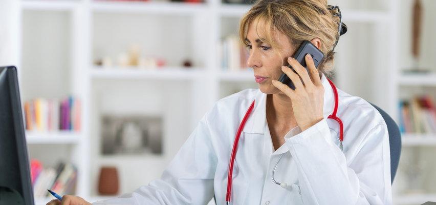 Rewolucja w teleporadach! Lekarze będą osłuchiwać pacjentów na odległość