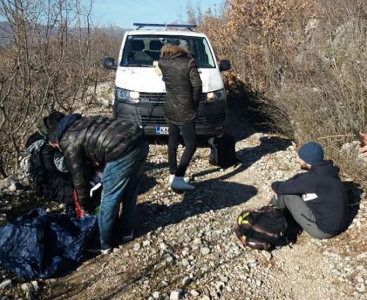 migranti bileca