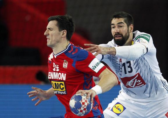 Nemanja Zelenović nije mogao da prođe pored Karabatića