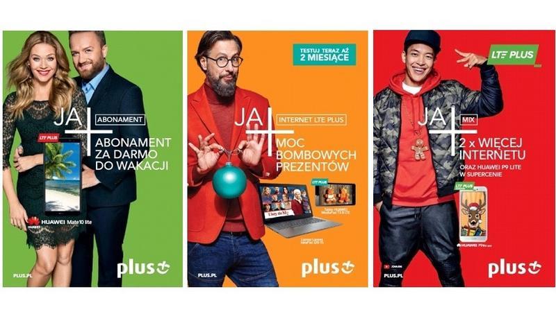 Świąteczne promocje Plusa