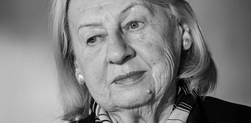 Nie żyje Maria Zuchowicz. Była jurorką w popularnym show TVP