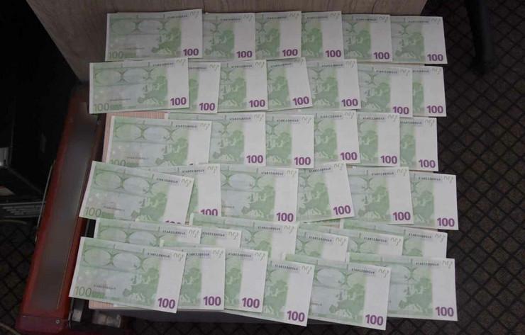 falsifikovanje novca novipazar