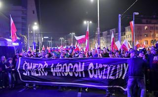 Wrocław: Po rozwiązaniu marszu narodowców policja wylegitymowała 250 osób