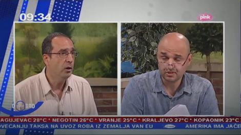 Sučeljavanje: Dr Srđa Janković i Milivoje Mrdaković