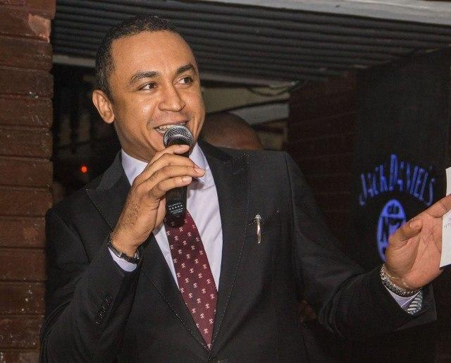 Daddy Freeze is on a religious campaign