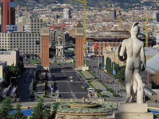 Atak islamskiego nożownika w Barcelonie, napastnik zabity przez policję