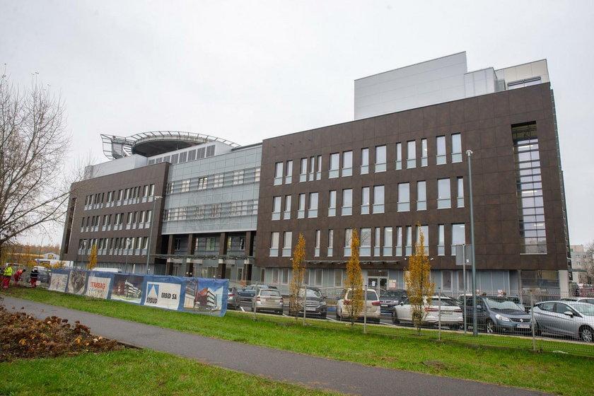 Szpital Południowy otwarty zostanie już w lutym