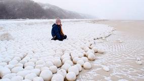 Tysiące lodowych kul pojawiło się na Syberii