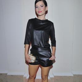 Piękna Paulina Sykut pokazuje nogi