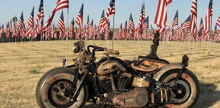 Wytatuowali motocykl i zachwycili świat. Wielki sukces pasjonatów z Lisich Jam