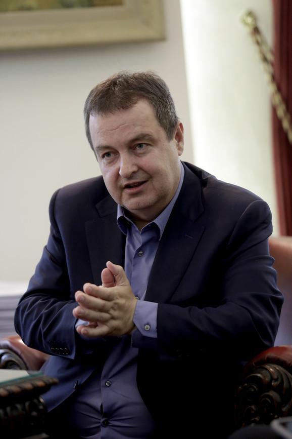 Ivica Dačić: Uradili smo ono što je do nas
