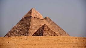 W Egipcie odkryto pozostałości kolejnej piramidy