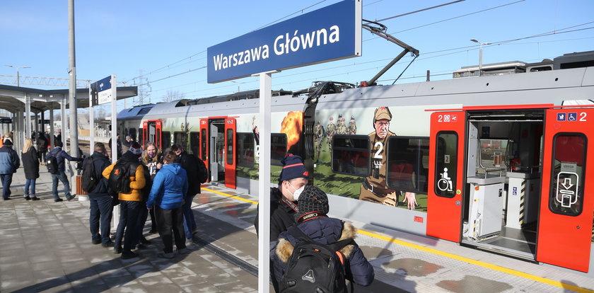 Po 24 latach wjechał pierwszy pociąg. Warszawa Główna wraca do gry