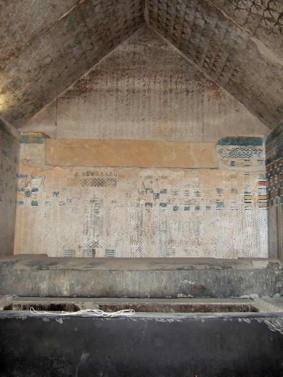 Kripta Unasove piramide