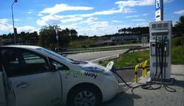 Stacja ładowania aut działa już w Poznaniu