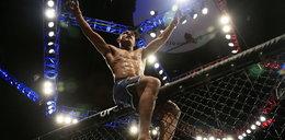 Fighter z UFC wtargnął z bronią do klubu go-go