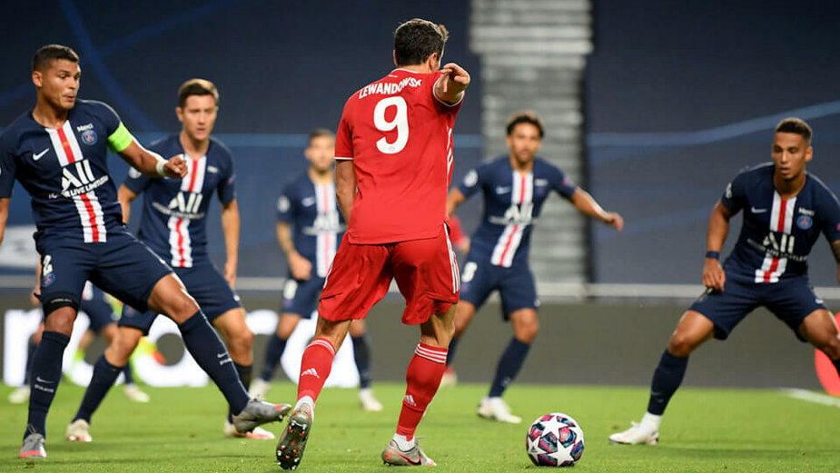 Bayern Monachium – Paris Saint-Germain