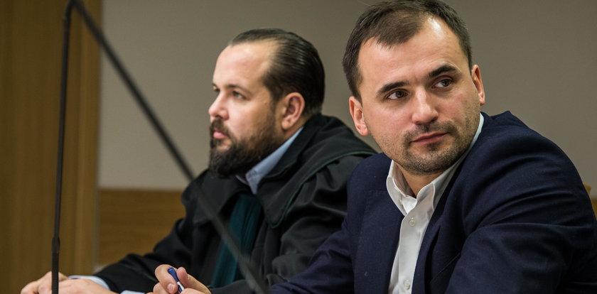 Marcin Dubieniecki przed sądem. Ruszył proces w sprawie wyłudzenia 14,5 miliona