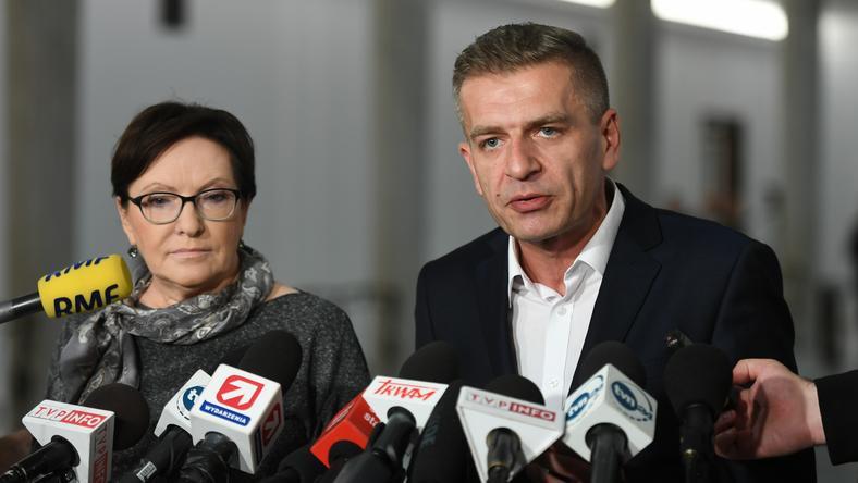 Bartosz Arłukowicz jest szefem sejmowej komisji zdrowia