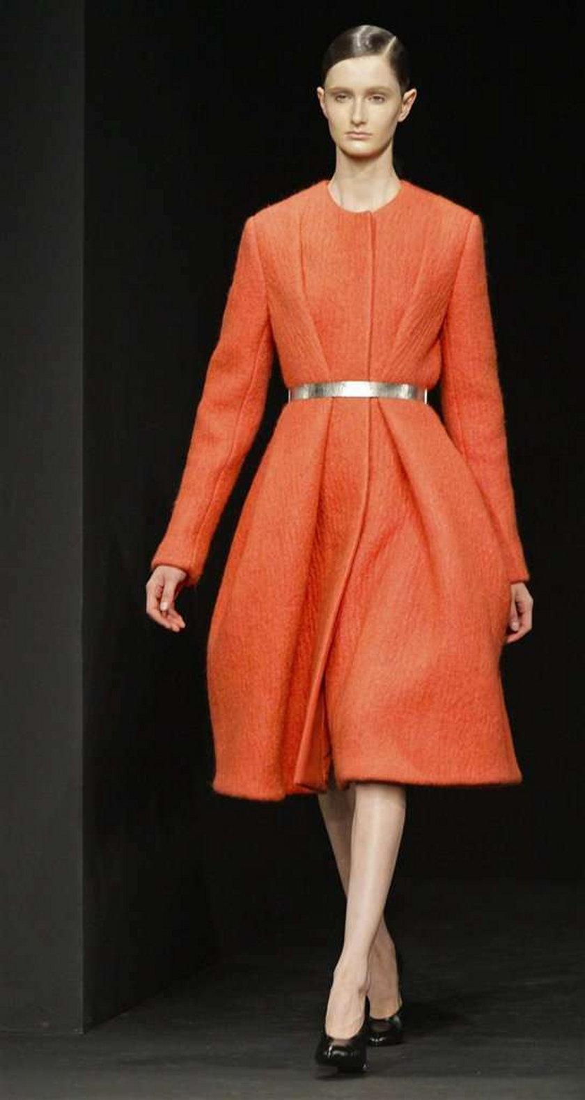 Calvin Klein jesień zima 2012 2013