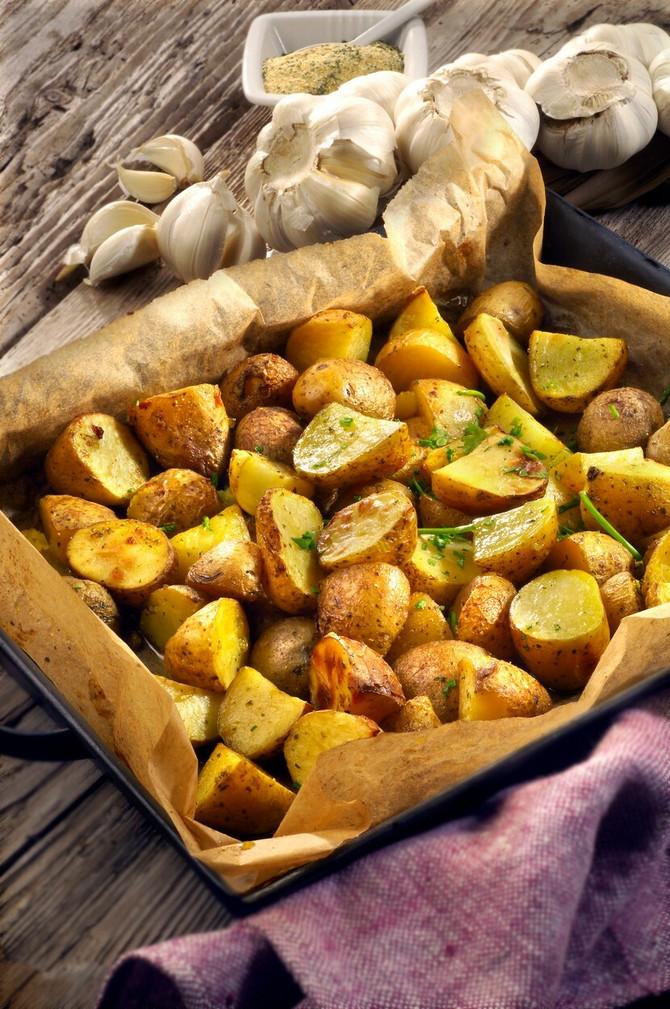 Evo posebnog načina da pripremite krompir