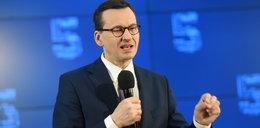 Premier Morawiecki: zbliża się spowolnienie gospodarcze