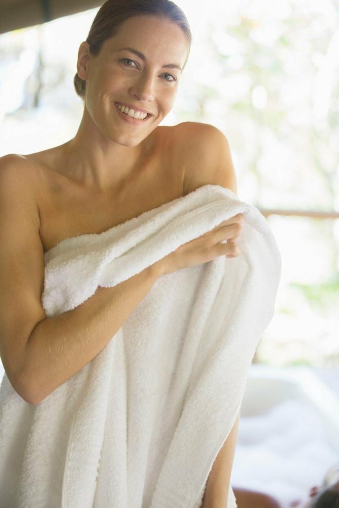 Stidne vaši i neki mikroorganizmi mogu se preneti preko peškira