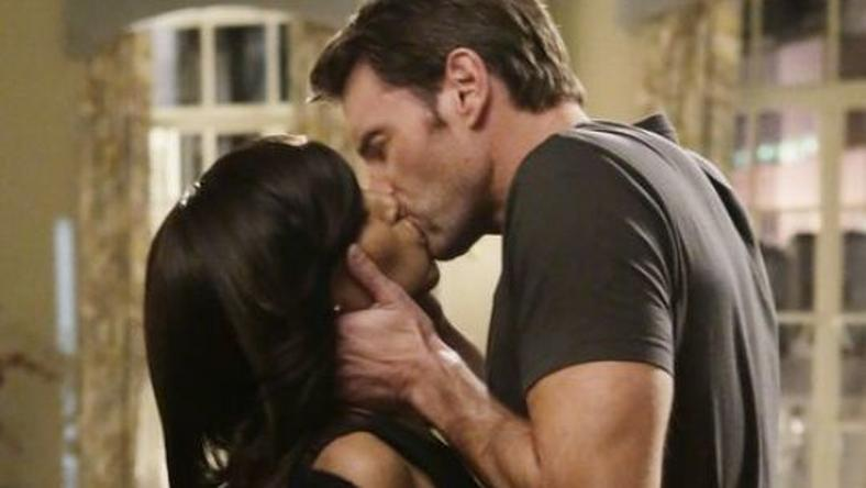 "Jake and Olivia in ""Scandal"""