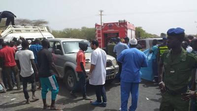Magal 2021: 164 accidents et cinq morts sur la route de Touba