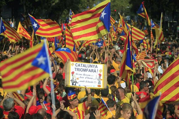 Katalonia jest jedną z 17 wspólnot autonomicznych, z których złożona jest Hiszpania