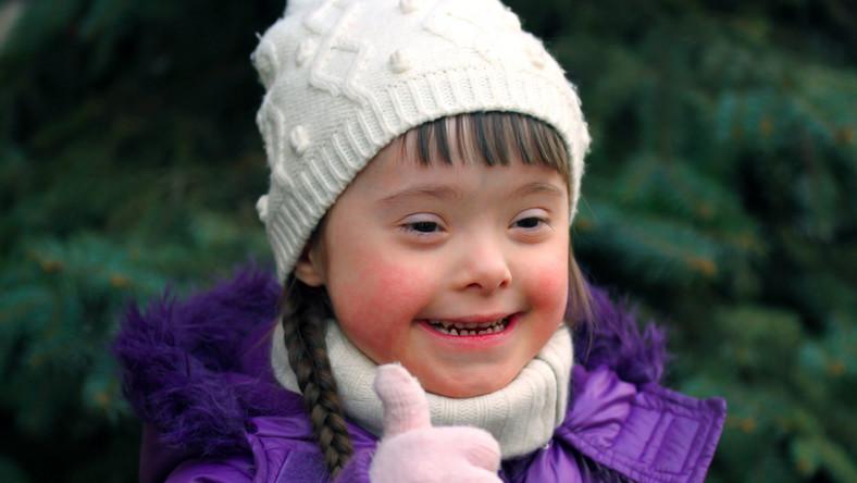 W Polsce nie są prowadzone dokładne statystyki urodzin dzieci z zespołem Downa