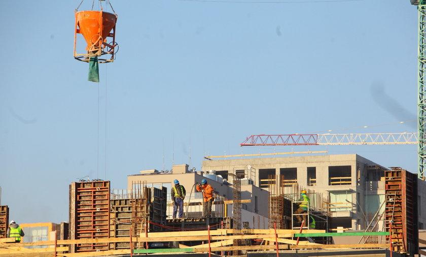 Budują na Mokotowie i nie budują na Mokotowie