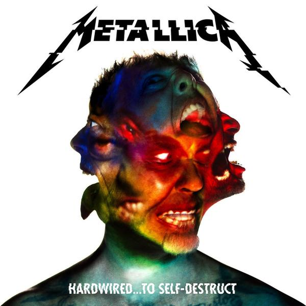 "METALLICA - ""Hardwired… To Self-Destruct"""