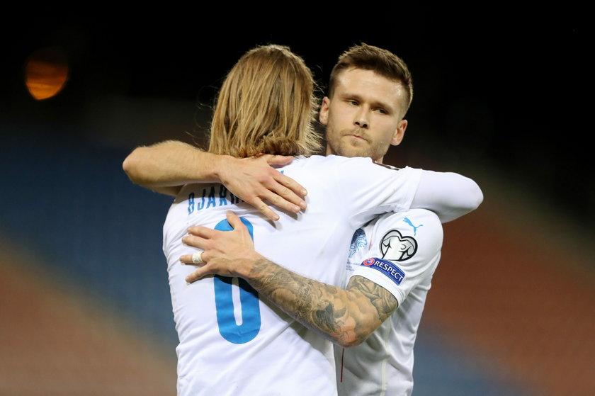 Polska-Islandia.