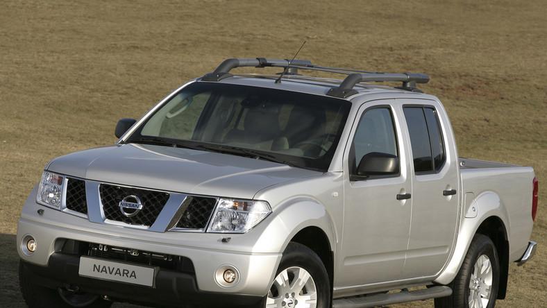 Nissan Navara - Internetowy Samochód Użytkowy Roku 2007