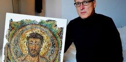 """Holenderski """"Indiana Jones"""" wytropił bizantyjską mozaikę z VI wieku"""